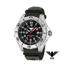 KHS Tactical Watches KHS Tactical Watches Landleader Steel XTAC Oliv