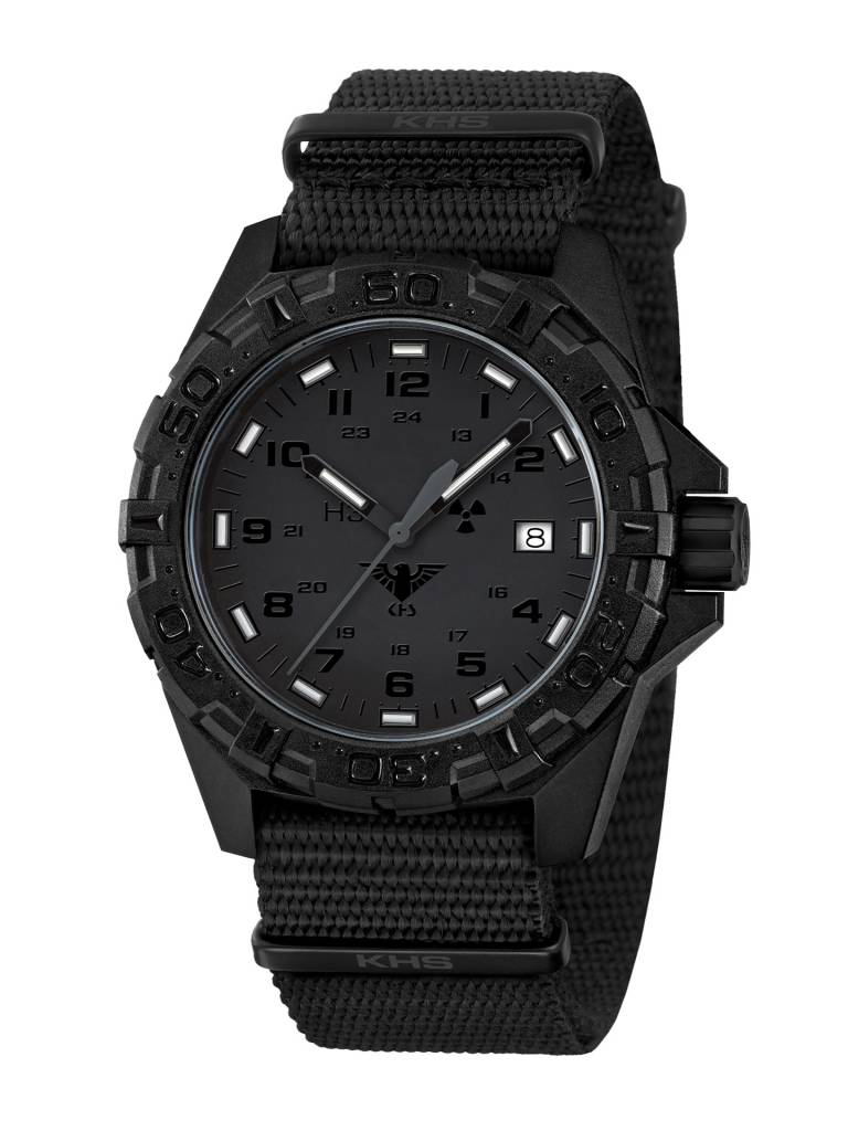 Watch Videos Music And Live Streams On The App: Military Watch Reaper Diver Bracelet Black