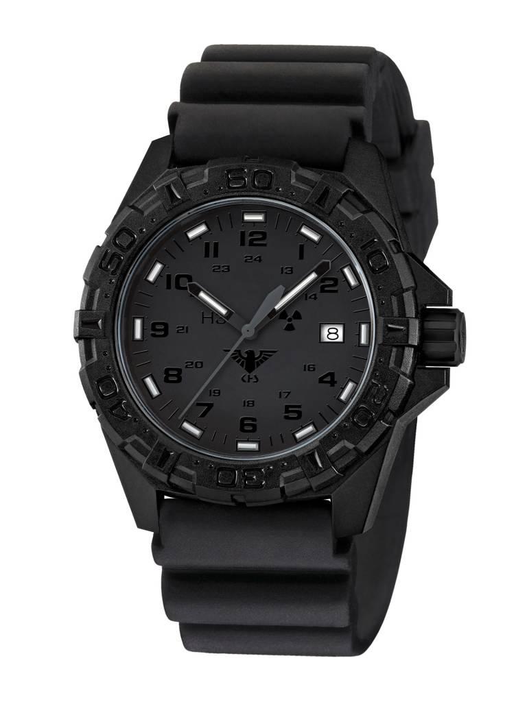 Military Watch Reaper Diver Bracelet Black Khs Re Db
