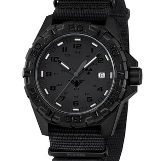 KHS Tactical Watches KHS Military Watches Reaper XTAC with XTAC Natostrap Black | KHS.REXT.NXT1