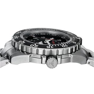 KHS Tactical Watches KHSTactical Watches Enforcer Steel MK3 | Natoband Black