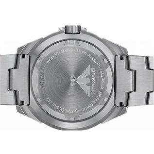 KHS Tactical Watches KHS Tactical Watches Enforcer Steel | Military Bracelet Black