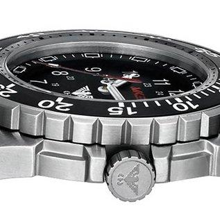 KHS Tactical Watches KHSTactical Watches Enforcer Steel MK3 | Natoband Tan