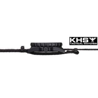 KHS Tactical Watches KHS Einsatzuhr Shooter mit Nato Armband Oliv