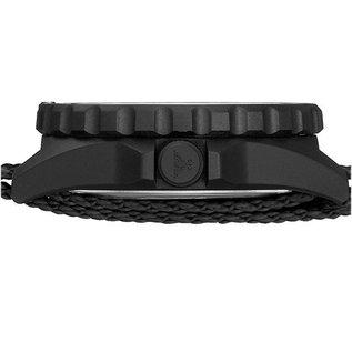 KHS Tactical Watches KHS Tactical Gear Shooter H3 Einsatzuhr  Militäruhr mit Diverband Oliv