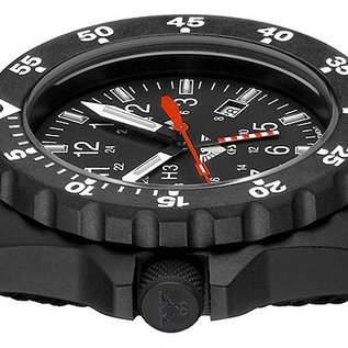 KHS Tactical Watches Military Watch SHOOTER GMT | NATO composite Strap Black