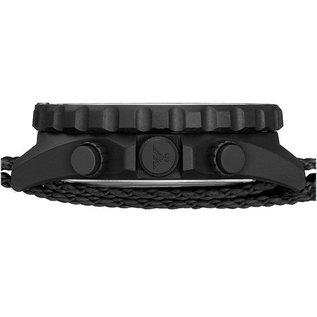 KHS Tactical Watches KHS Shooter Chronograph mit Natoarmband Black | KHS.SHC.NB