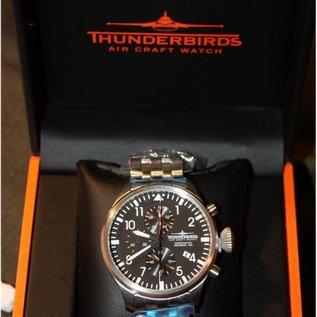 Thunderbirds Thunderbirds Aircraft Fliegeruhr Historage 1956 Chrono