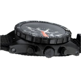 KHS Tactical Watches Missiontimer 3  Ocean Chronograph green nato strap | KHS.MTAOC.NO