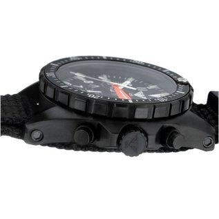 KHS Tactical Watches Missiontimer 3 OCEAN Chronograph mit grünen Natoband | KHS.MTAOC.NO