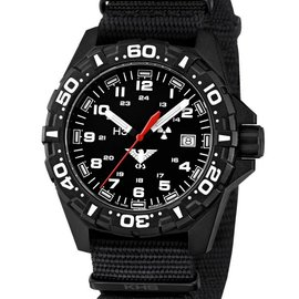 KHS Tactical Watches Reaper Natoband  XTAC Black