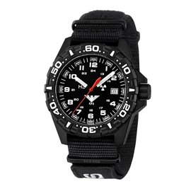 KHS Tactical Watches Reaper Natoband  XTAC Black
