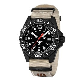 KHS Tactical Watches Red Reaper Nato XTAC  bracelet tan