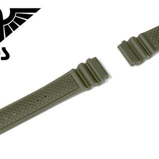KHS Tactical Watches Original KHS Taucherband | Ersatzband | KHS Bänder | Oliv