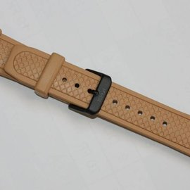 KHS Tactical Watches Original KHS Replacement Wristband | Diver Band | Beige 20 mm