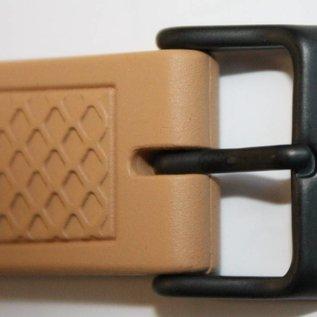 KHS Tactical Watches Original KHS Taucherband | Ersatzband | KHS Bänder |  Tan / Beige