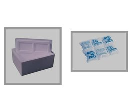 Tempex doos & icepack