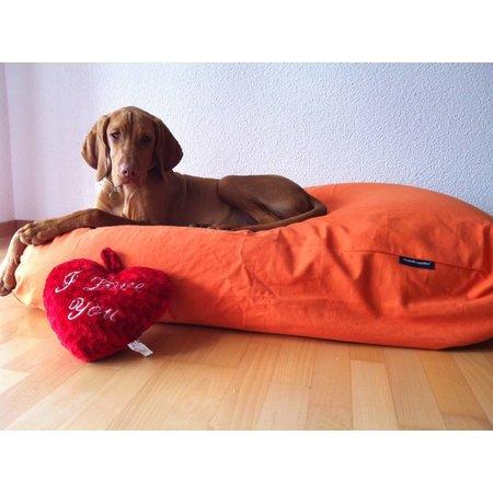 Dog's Companion® Hondenbed oranje