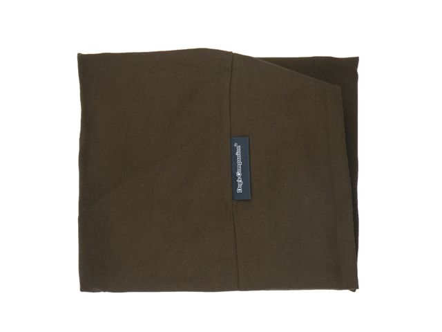 Dog`s Companion® Hoes hondenbed chocolade bruin
