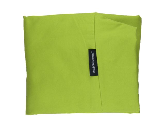 Dog`s Companion® Extra hoes hondenbed lime
