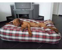 Dog's Companion® Hondenbed large dress stewart