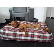 Hondenbed dress stewart large