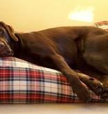 Dog's Companion® Hondenbed dress stewart large