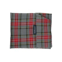 Hoes hondenbed small scottish grey