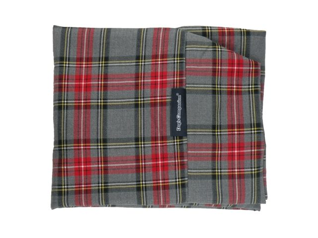 Dog's Companion® Hoes hondenbed small scottish grey