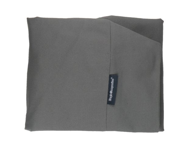 Dog`s Companion® Hoes hondenbed extra small muisgrijs