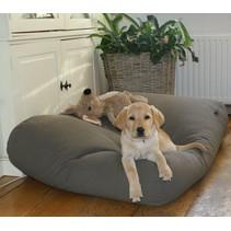 Hondenkussen medium muisgrijs