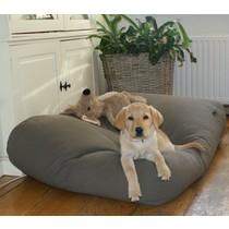 Hondenkussen superlarge muisgrijs
