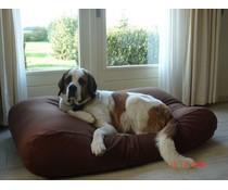 Dog's Companion® Hondenkussen large chocolade bruin