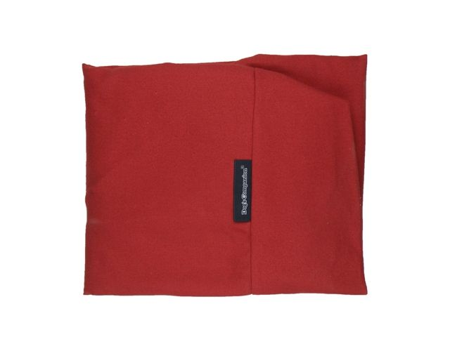Dog's Companion® Hoes hondenbed extra small steenrood