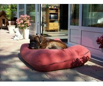 Dog's Companion® Hondenbed medium steenrood