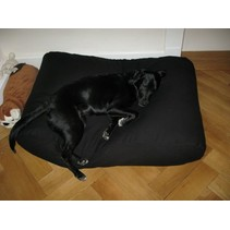 Hondenbed superlarge zwart