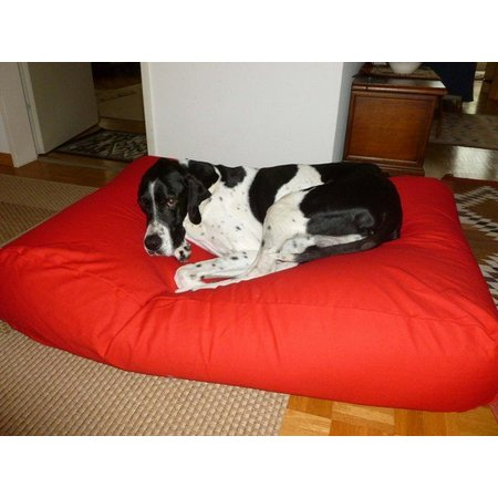 Dog's Companion® Hondenbed rood extra small