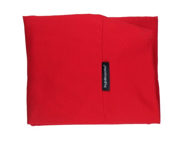 Dog's Companion® Hoes hondenbed rood extra small