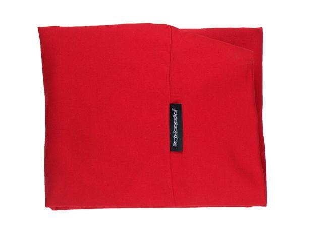 Dog's Companion® Hoes hondenbed medium rood