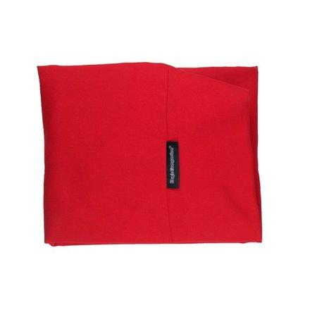 Dog's Companion® Hoes hondenbed rood superlarge