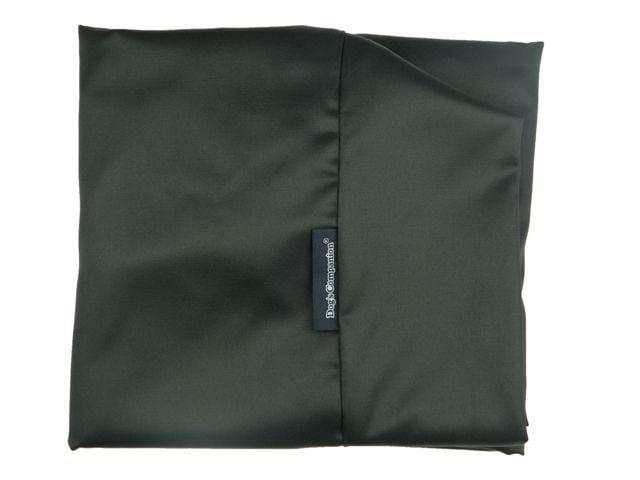 Dog's Companion® Hoes hondenbed zwart vuilafstotende coating large