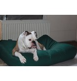 Dog's Companion® Hondenbed groen vuilafstotende coating extra small