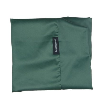Dog's Companion® Hoes hondenbed small groen vuilafstotende coating