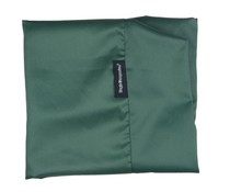 Dog's Companion® Hoes hondenbed medium groen vuilafstotende coating