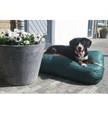 Dog's Companion® Hondenbed groen vuilafstotende coating large