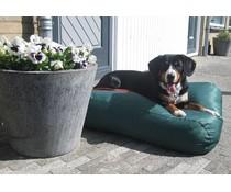 Dog's Companion® Hondenbed superlarge groen vuilafstotende coating