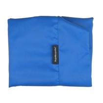 Hoes hondenbed extra small kobalt blauw vuilafstotende coating