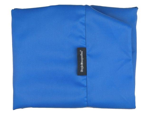Dog's Companion® Hoes hondenbed extra small kobalt blauw vuilafstotende coating
