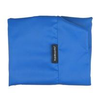 Hoes hondenbed large kobalt blauw vuilafstotende coating