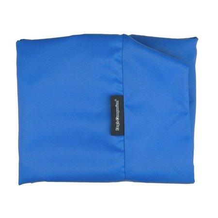 Dog's Companion® Hoes hondenbed large kobalt blauw vuilafstotende coating